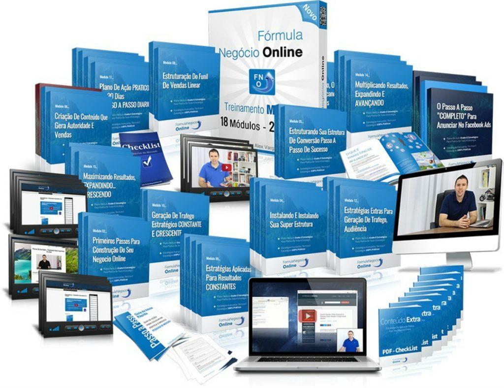 curso fórmula negócio online 2.0 alex vargas fno